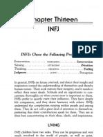 13) INFJ - Confidant