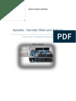 Apostila - servidor  web com Arduino