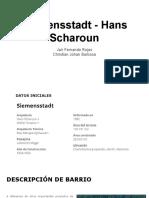 Siemensstadt - Hans Scharoun