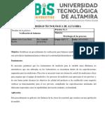 PROCEDIMIENTO DE VERIFICACIÓN DE BALANZAS
