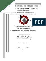 CONCRETO ARMADO (componentes).doc