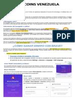 Bitcoins Venezuela - Navegador web (Asistente)