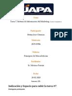 TAREA 7- MERCADO- TECNIA