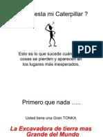 EXCAVADORA TONKA