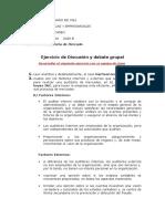Ejercicio de discusion y debate grupal # 01  sept 14 2020