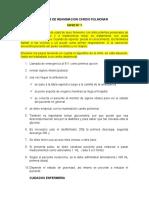 CASOS DE REANIMACION CARDIO PULMONAR II.P.A.2020