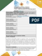 Formato respuesta - Fase 2 - La antropología