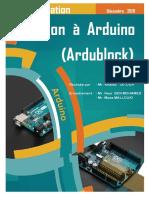 Formation Arduino ardublock