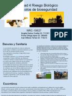 Actividad 4 Protocolos de Bioseguridad