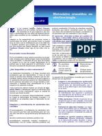 9)Materiales Reusables en Electrocirugia