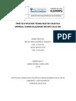 Proyecto Practica Aplicada - TERCERA ENTREGA