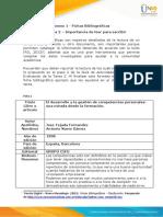 Anexo 1 - Tarea 2 - Fichas bibliográficas