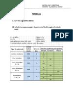 PRACTICA 3 (VIAS Y CARRETERAS)