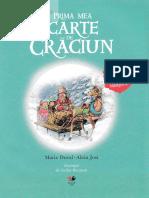 Prima mea carte de Craciun. Povesti, colinde, podoabe si merinde - Marie Duval, Alain Jost.pdf