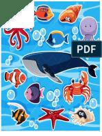 carol animales marinos