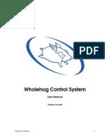 Wholehog User's Manual
