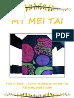 MyMeiTai - Come cucire un mei tai