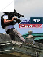 Philippine Journalists' Safety Guide