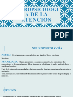 NEUROSICOLOGÍA DE LA ATENCION-1