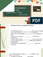 BASIC ENGLISH2