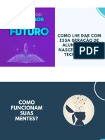 Professor do futuro