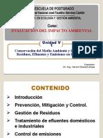Unidad V-1 Conservación de Medio Ambiente.pptx