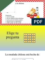 PPT COMPRENSIÓN DE LECTURA N°1