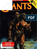 Mayfair Games - Role Aids - 744 - Giants