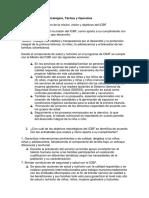 Taller Planeación Estratégica, Táctica y Operativa- Yizeth Molina R