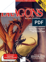 Mayfair Games - Role Aids - 721 - Dragons