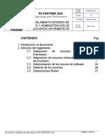 2013-DOCUMENTOPOLITICA-RECLAMENTO RECURSOS INFORMATICOS-DISPOSICIONES GENERALES