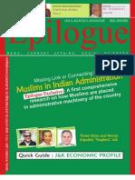 Epilogue Magazine, November 2010