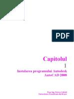 01.Laborator Infografica anul II - AutoCAD 2D