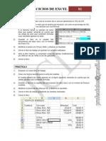 Ejercicio de Excel - 01