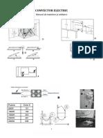 Convector Electric Atlantic Bonjour_ Manual de Instalare Si Utilizare_ro