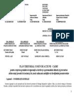Plan teritorial comun de actiune - scoli 2018-2019