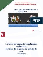 SESION 9 - TECNICAS DE ENTREVISTA Y OBSERVACION (1)