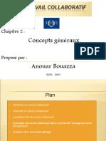 Chapitre 2 - Concepts généraux