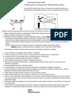 IU Fierastrau mecanic pentru debitat profile metalice