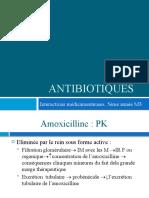 DDI Antibiotiques