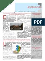 Boletín Servicios Enero 2011