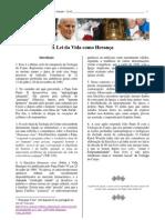 Texto Complementar – Tema 7 – A Lei da Vida como Herança