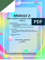 MODULE-2 FINAL STUDY NOTEBOOK LDM 2
