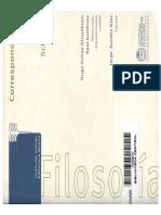 Jorge Aurelio Díaz - Correspondencia. Kant, Fichte, Schelling, Hegel-Universidad Nacional de Colombia (2011)
