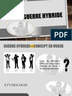 La guerre hybride 41è