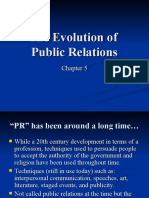PRCh2EvolutionofPR