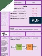 Composite functions PixiPPt