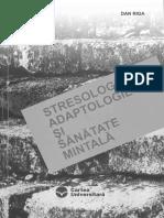 Sorin Riga, Dan Riga - Stresologie, Adaptologie si Sanatate Mintala.pdf