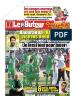 LE BUTEUR PDF du 07/02/2011