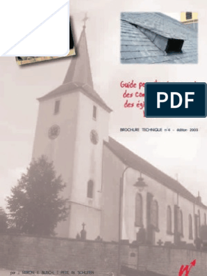 Guide Pour Les Amenagement Des Combles Et Clochers Chauve